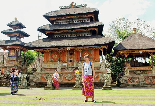 Batuan Temple (Bali,) Badung Regency