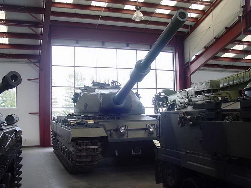 Conqueror Mk.1 1