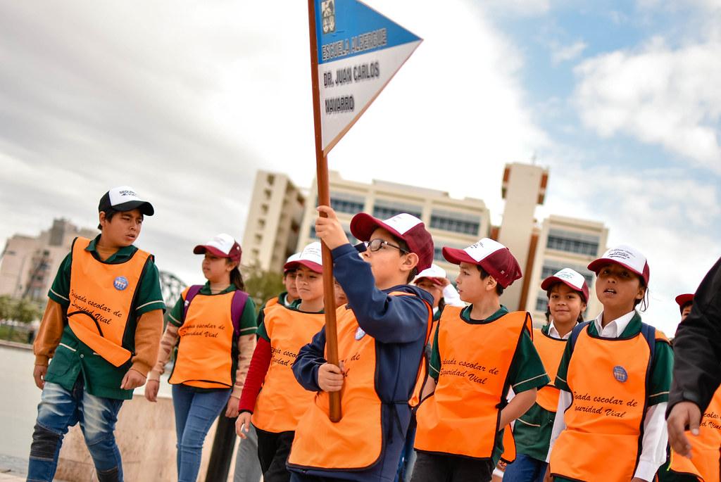 2019-10-30 GOBIERNO Compromiso de Brigadas Escolares
