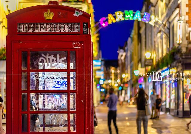 Carnaby Street - London, UK