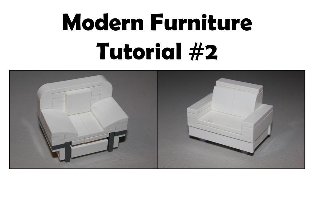 Modern Furniture Tutorial #2