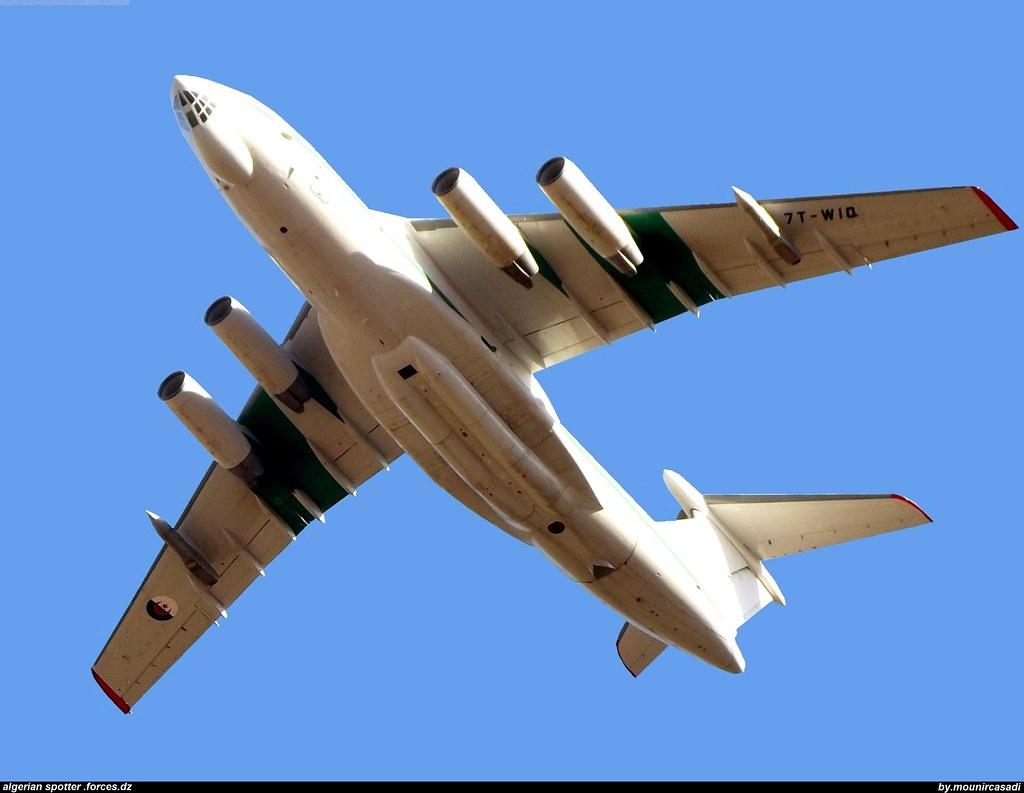 أكبر و أضخم موسوعة صور لطائرات النقل و الشحن الجزائرية AAF- iL 76/ iL 78 - صفحة 37 48986179238_1fb534fc0c_b