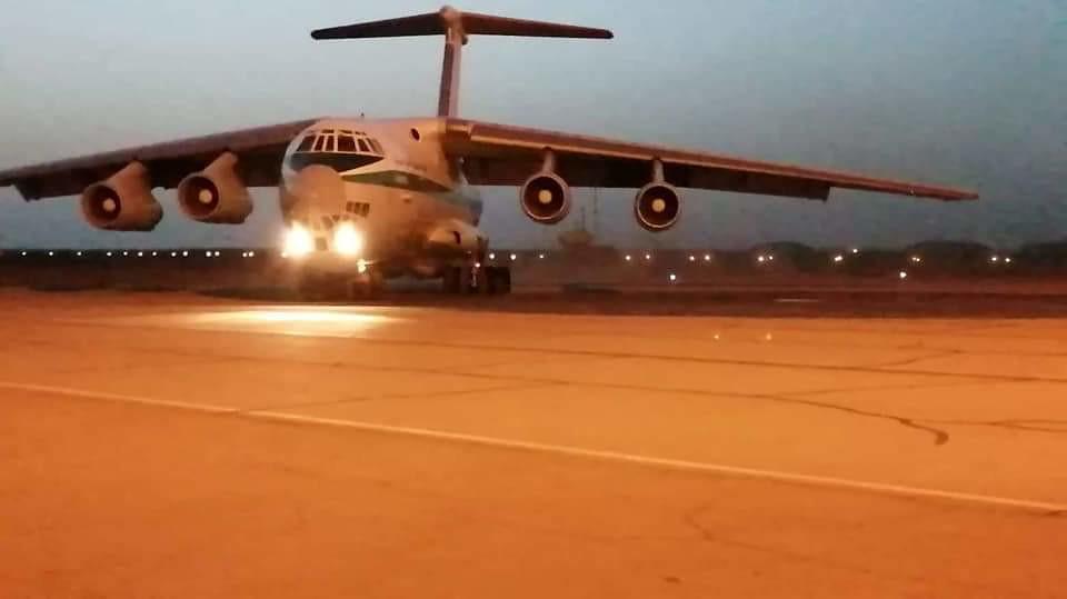 أكبر و أضخم موسوعة صور لطائرات النقل و الشحن الجزائرية AAF- iL 76/ iL 78 - صفحة 37 48986179553_e16c562731_b