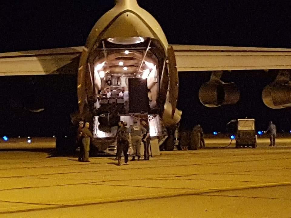 أكبر و أضخم موسوعة صور لطائرات النقل و الشحن الجزائرية AAF- iL 76/ iL 78 - صفحة 37 48986180868_3f92fd0726_b