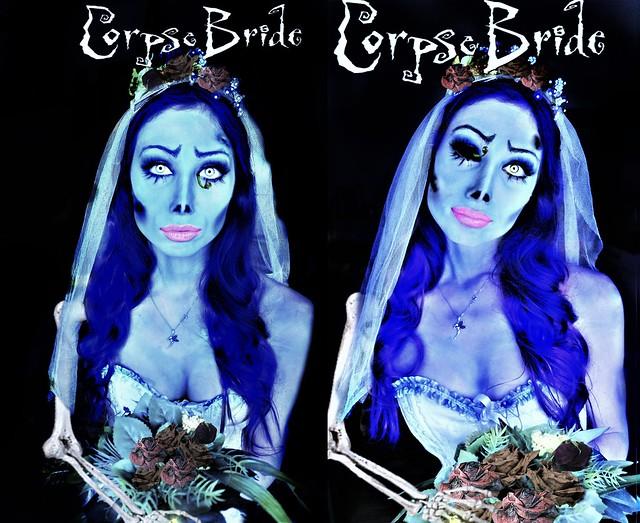 Tim Burton's Corpse Bride by Sarina Rose