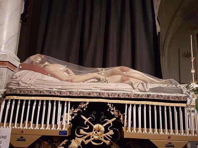 ccommemorazione defunti san francesco