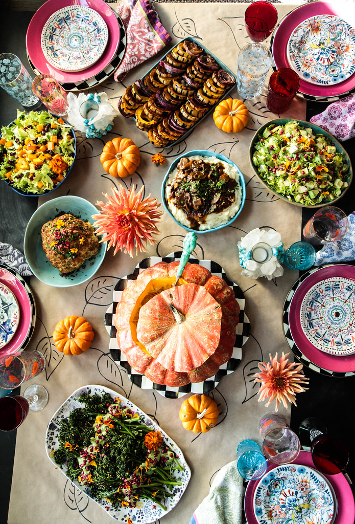 The Ultimate Vegan Thanksgiving from HeatherChristo.com