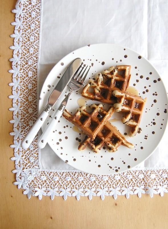 Waffle formigueiro