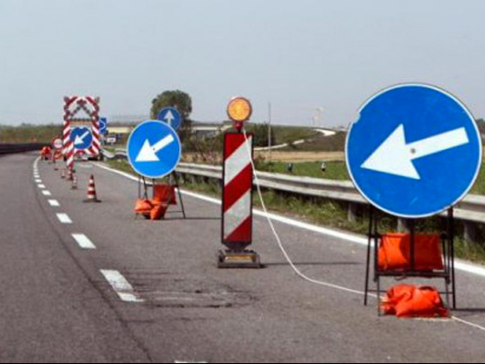anas lavori stradali