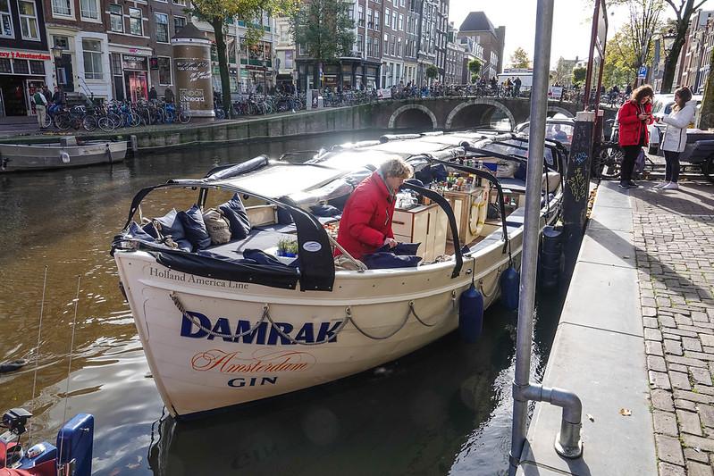 FriendSHIP canal cruise