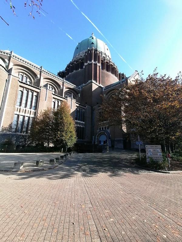 Basílica del Sagrado Corazón de Koekelberg #Bruselas