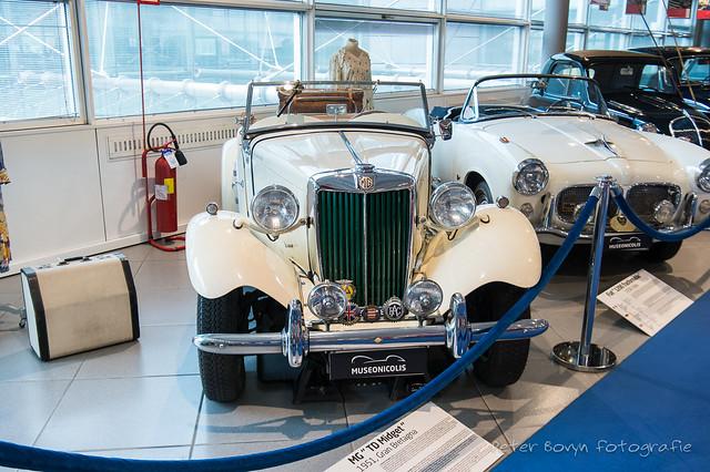 MG TD Midget - 1951