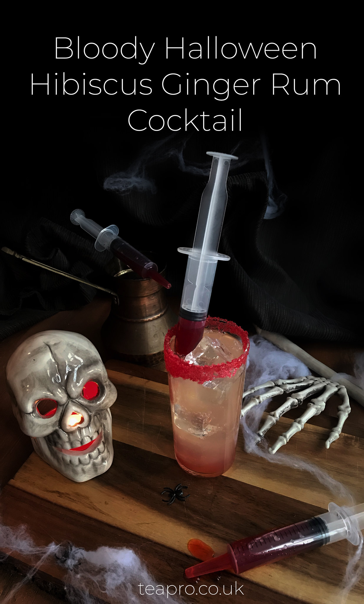 Bloody-Halloween-Hibiscus-Ginger-Rum-Cocktail