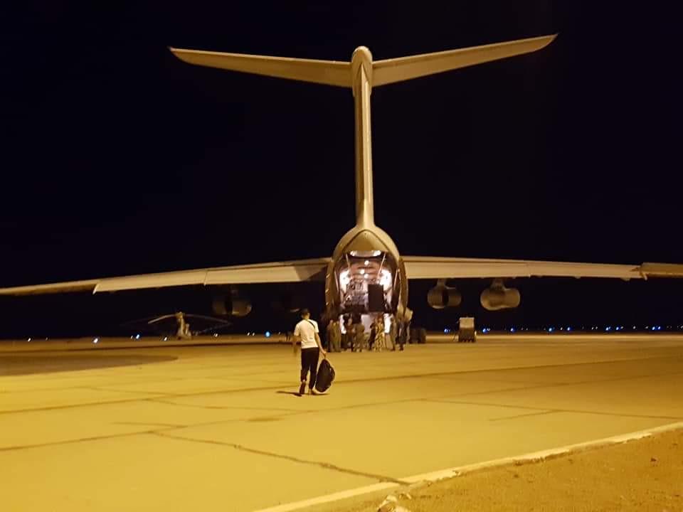 أكبر و أضخم موسوعة صور لطائرات النقل و الشحن الجزائرية AAF- iL 76/ iL 78 - صفحة 37 48986743371_93d7e1fb84_b