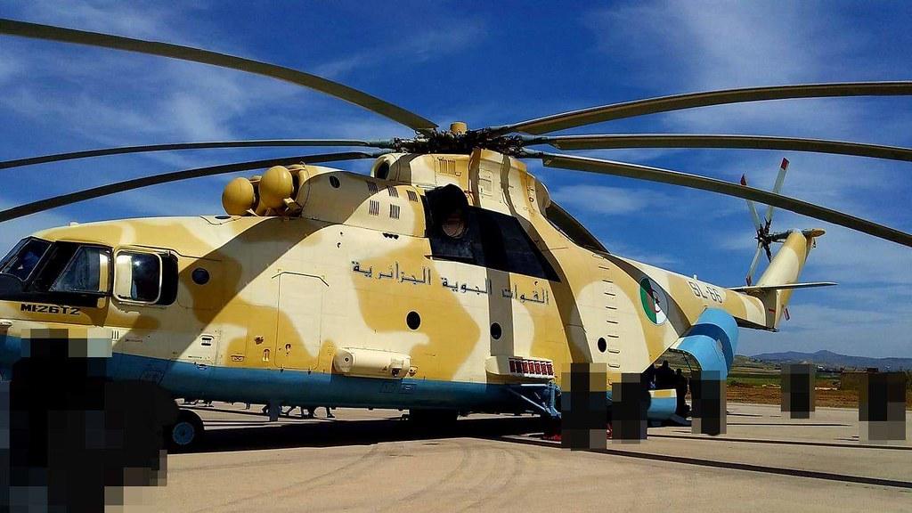 صور المروحيات الجزائرية  MI-26T2 - صفحة 23 48986743891_6556acdb87_b