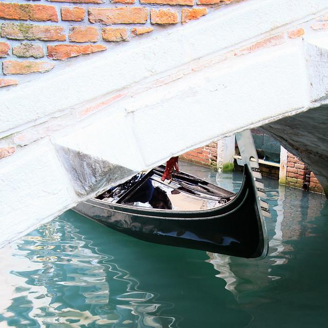 Arches and gondolas