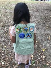 Explorer Vest in Central Park