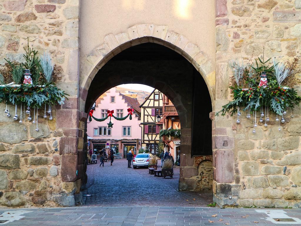 Porte de France en Turckheim