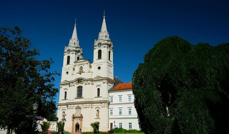 Zirc Abbey, Hungary