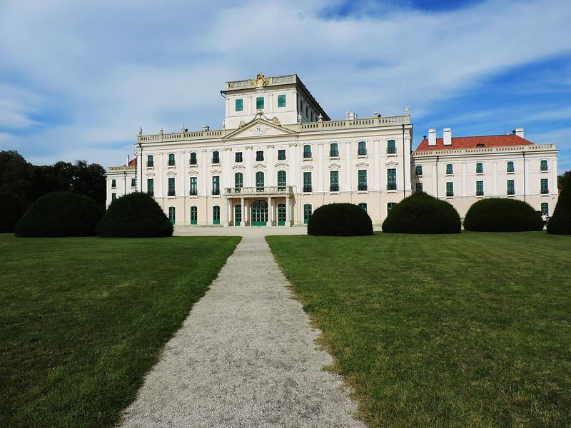 Esterházy Castle, Fertőd