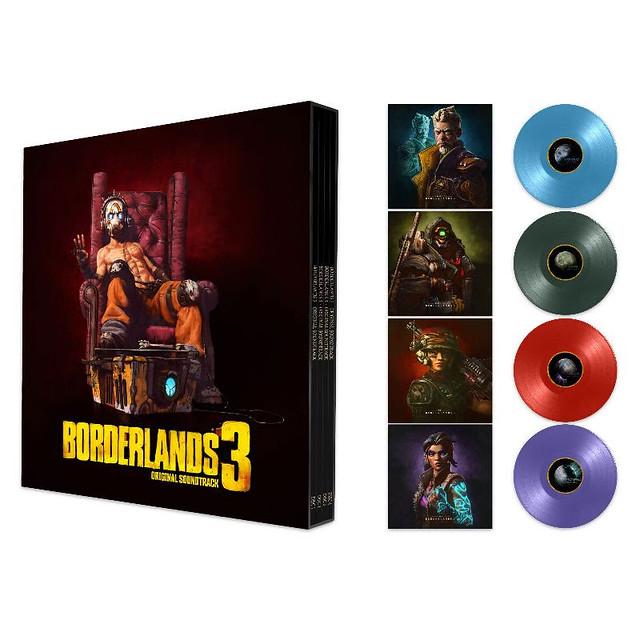 Borderlands 3 Vinyl
