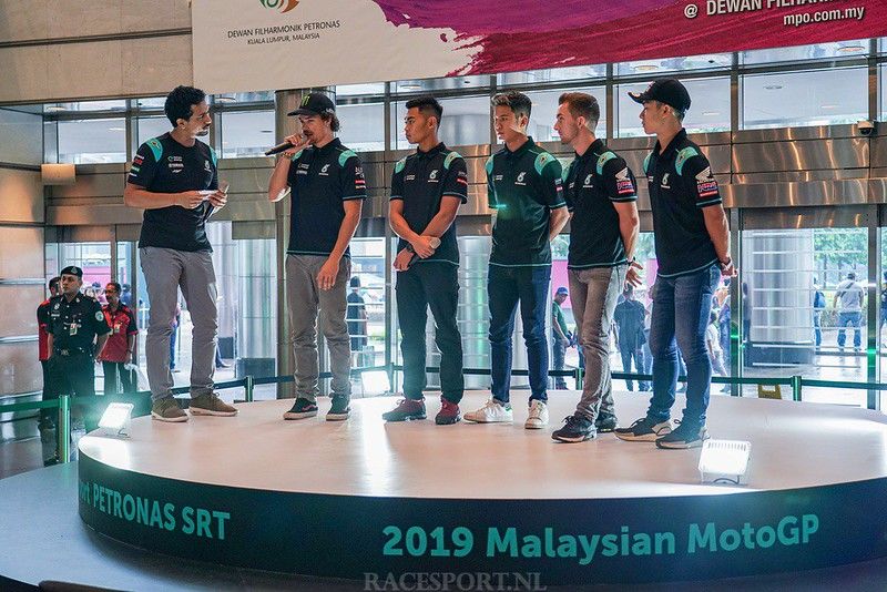 Media event Petronas