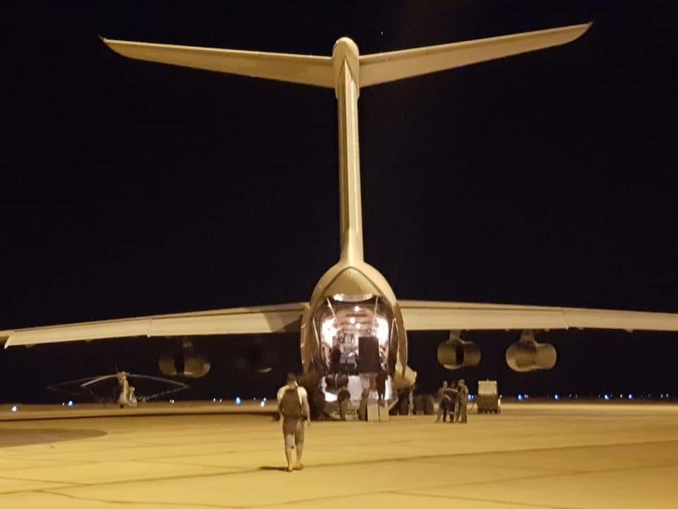 أكبر و أضخم موسوعة صور لطائرات النقل و الشحن الجزائرية AAF- iL 76/ iL 78 - صفحة 37 48986937922_64c1441989_b