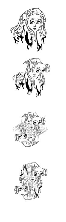 Tercera pesadilla - Ilustración