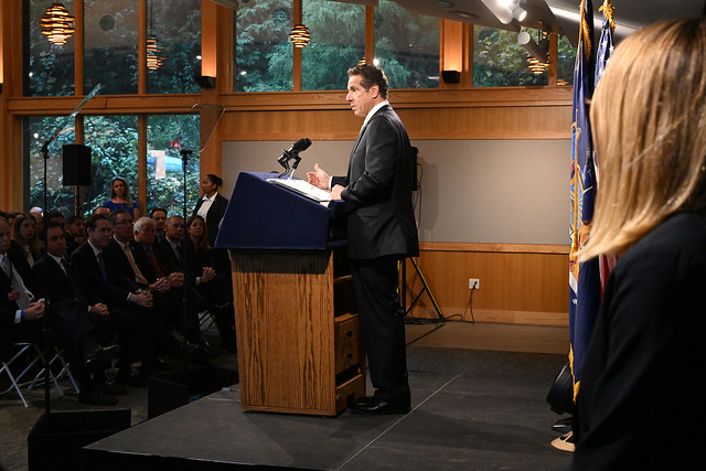 Governor Cuomo Announces Opening of Center for Therapeutics Research at Cold Spring Harbor Laboratory