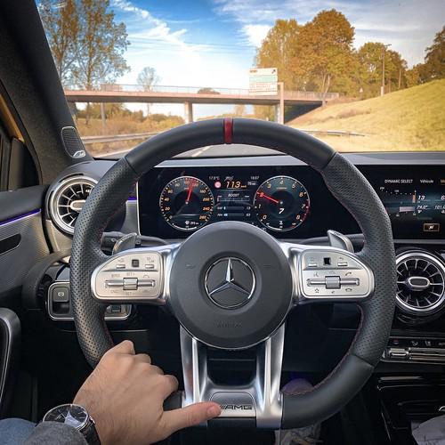 Mercedes classe A 35 AMG