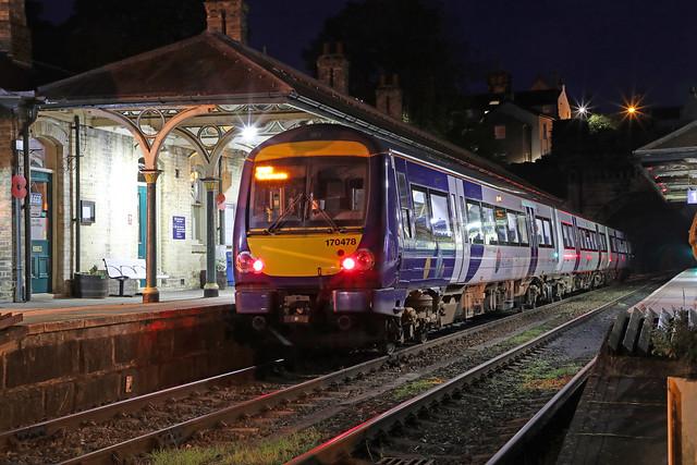 170478 Class 170/4 Turbostar