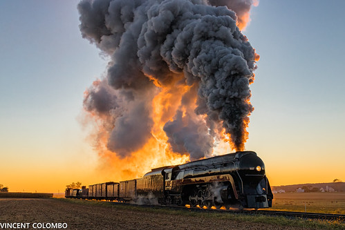 nw steam sunrise goldenhour