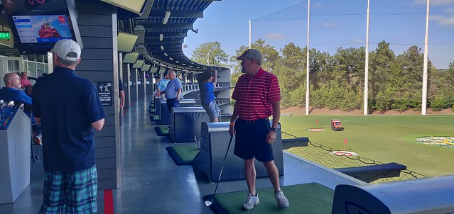 2019 Fall Top Golf