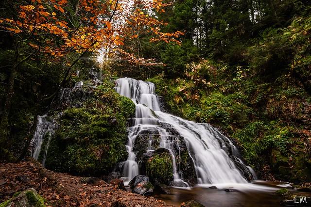 Creusegoutte aux couleurs d'automne
