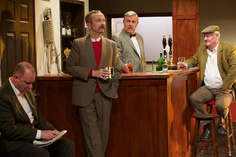 'Hangmen' at the Progress Theatre