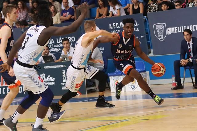 JORNADA 6 | Club Melilla Baloncesto vs Delteco Gipuzkoa Basket (ORO 19/20)