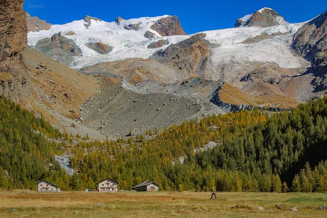 Plan de Verraz, Champoluc, Valle d'Aosta, Italy