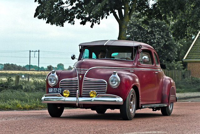 Plymouth Special DeLuxe Business Coupé 1941 (2603)