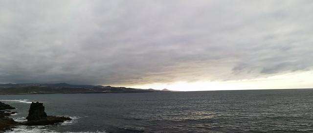 Cielos desde la Playa de las Canteras Las Palmas de Gran Canaria 25