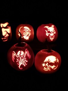 Today's carvings 30th October.