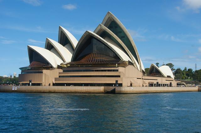 Opera House, Sidney (Australia)