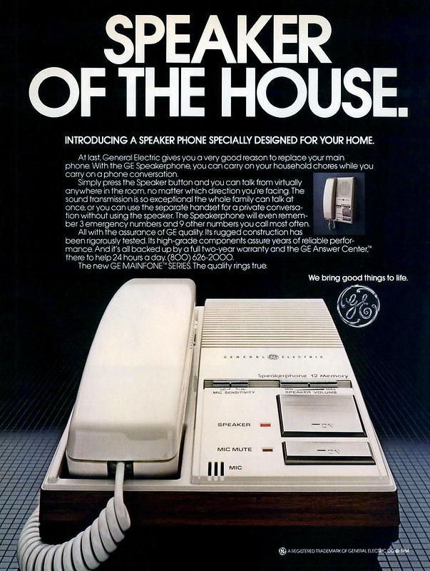 General Electric 1984