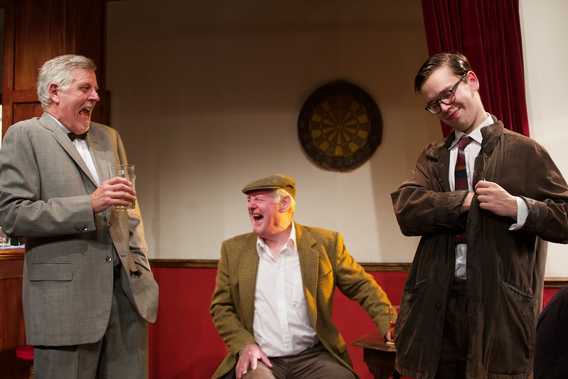 'Hangmen' at the Progress Theatre
