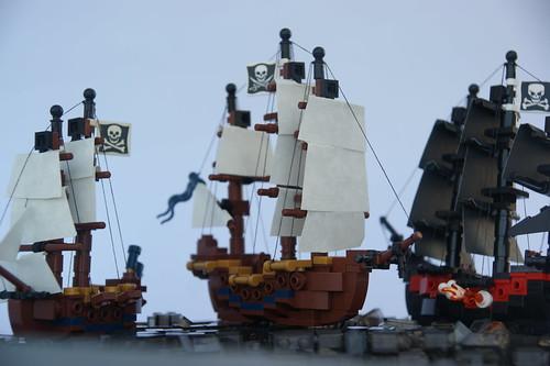 Captain Nordau vs. Montroy