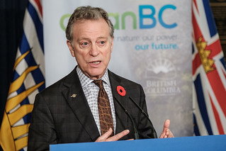 Climate action gets new teeth with accountability act | by BC Gov Photos