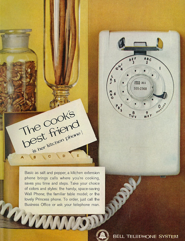 Bell Telephone System 1962
