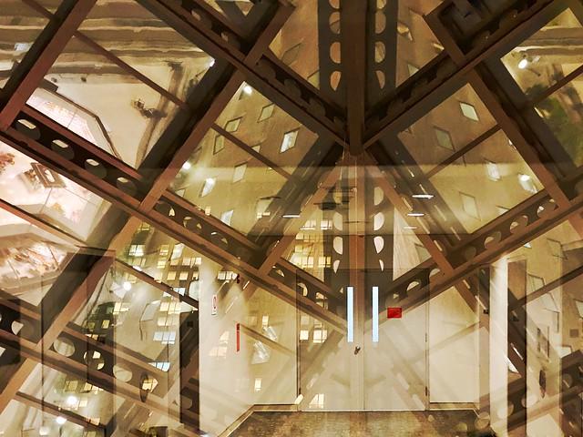 Atrium Ceiling - Mt Sinai Hospital