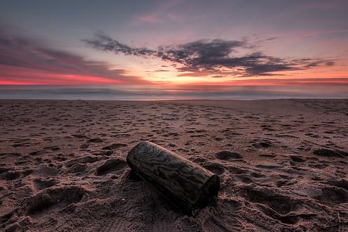 maryland oceancity beach sunrise