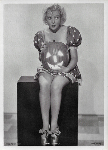 Halloween again with Ida Lupino