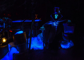 Hatbox Ghost Haunted Mansion Holiday DL | by gamecrew7